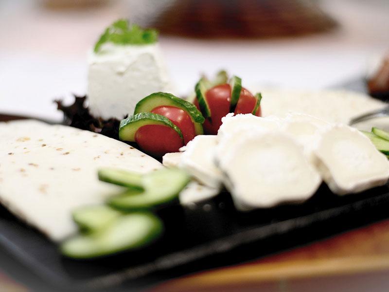 Rezept: RohKöstliche Käsescheiben