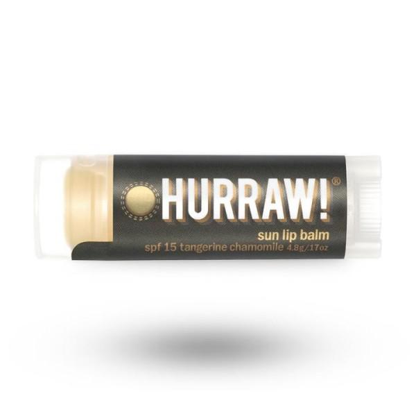 HURRAW! Lippenbalsam Sonnenschutz LSF 15