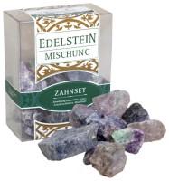 Edelstein Mischung Zahnset 200g