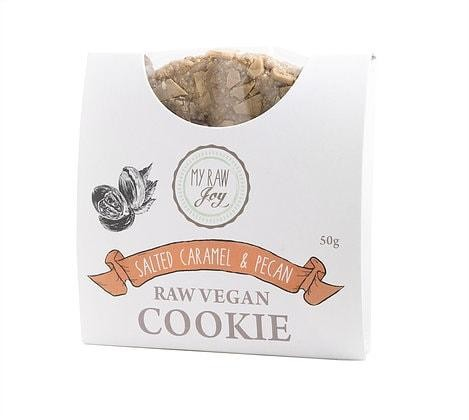 Bio - Cookie Salted Caramel & Pecan