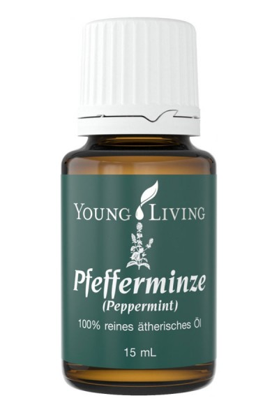 Young Living Ätherisches Öl: Pfefferminze