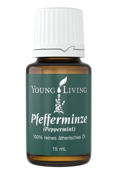 Young Living Ätherisches Öl: Pfefferminze (Peppermint)