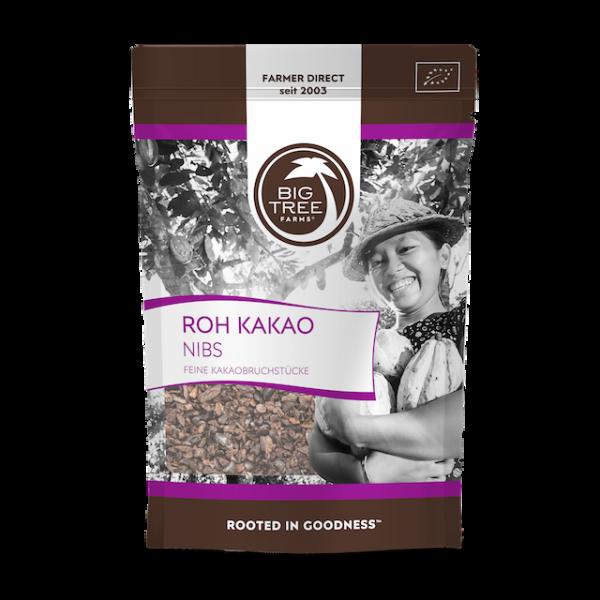 Bio Kakaonibs - Big Tree Farms
