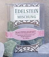 Edelstein Mischung Hautpflegeset 200g
