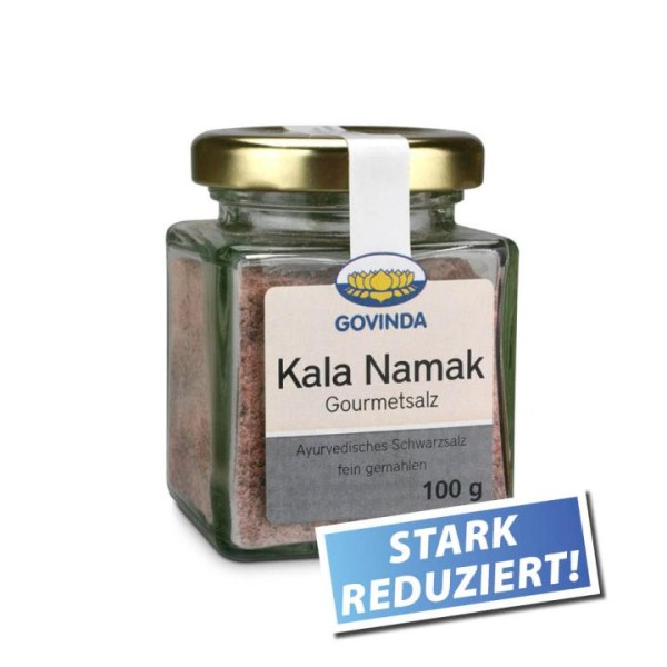 Ayurvedisches Steinsalz - Kala Namak