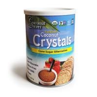 Coconut Crystals - Naturbelassene Kokoskristalle