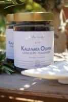 Bio Kalamata Oliven - ohne kern - leicht fermentiert