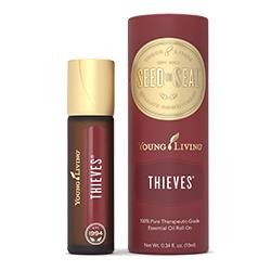 Young Living Ätherisches Öl: Thieves Roll-On