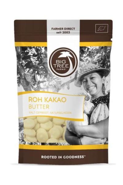 Bio Kakaobutter