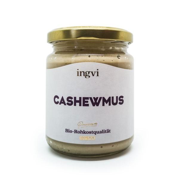 Bio Cashewmus - Ingvi
