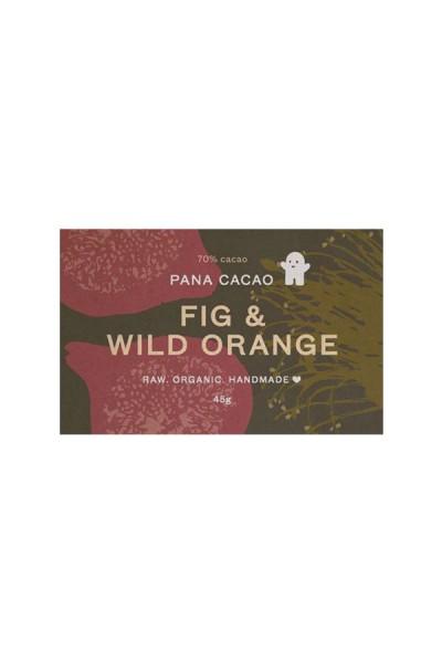 Bio Pana Cacao - Wilde Orange + Feige