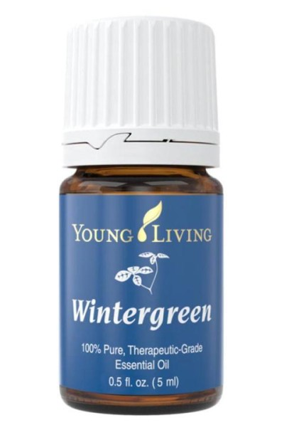 Young Living Ätherisches Öl: Wintergrün (Wintergreen)