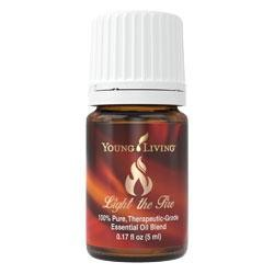 Young Living Ätherisches Öl: Light the Fire (Entzünde das Feuer) 5ml