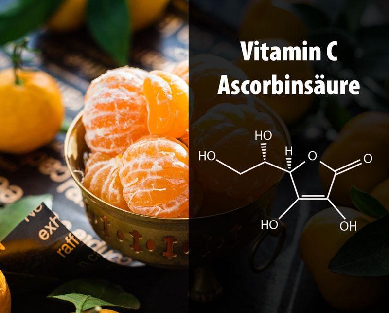 Vitamin C - Was du über die Ascorbinsäure wissen musst!