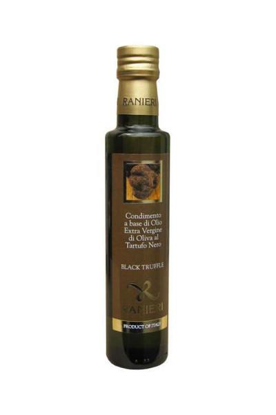 Olivenöl extra virgin - schwarzer Trüffel