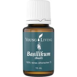 Young Living Ätherisches Öl: Basilikum