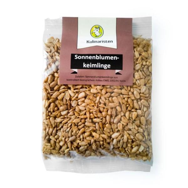 Bio Sonnenblumen - Keimlinge - Die Kulinaristen - MHD 15.01.2021