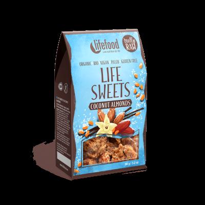 Life Sweets - Vanille-Kokos-Mandeln - Bio und Rohkostqualität
