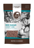 Bio Roh Kakao Sweet Nibs - Big Tree Farms
