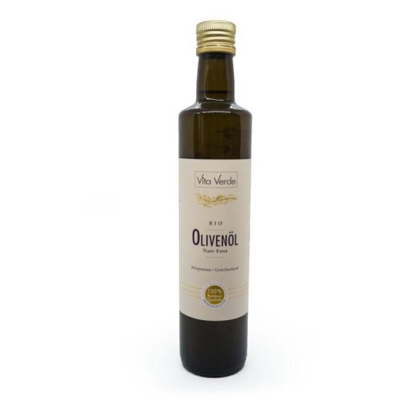 Bio Olivenöl - Nativ Extra - Peloponnes