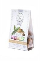 Bio - Aktivierte Haselnüsse in Roher Schokolade