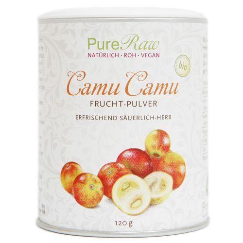 Bio Camu Camu Frucht Pulver - MHD 10.10.2019