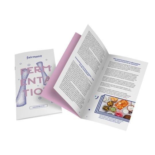 Fermentieren Handbuch - Lerne alles über wilde Fermente - Fairment