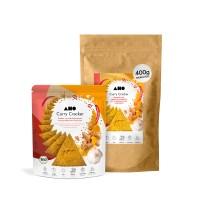 AHO Curry Cracker - Bio und Roh - 100g