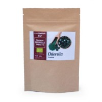Chlorella Presslinge - Bio und Rohkostqualität
