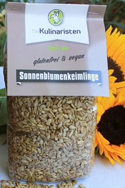 Bio Sonnenblumen - Keimlinge - Die Kulinaristen