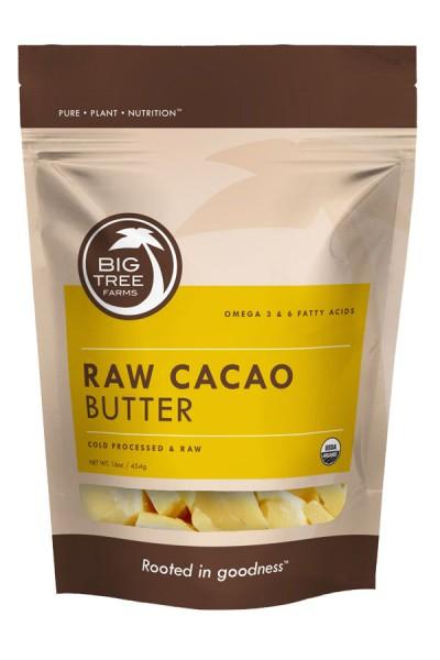 Bio Kakaobutter - Vegan - Rohkost