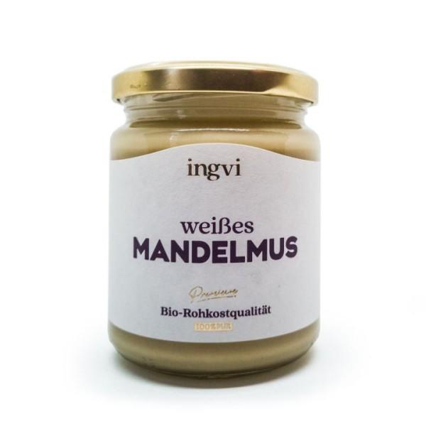 Bio Mandelmus Weiss - Ingvi