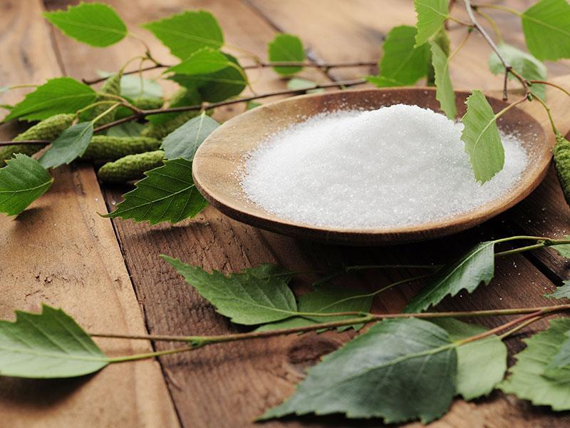 Xylit - Birkenzucker ein natürliches Süßungsmittel