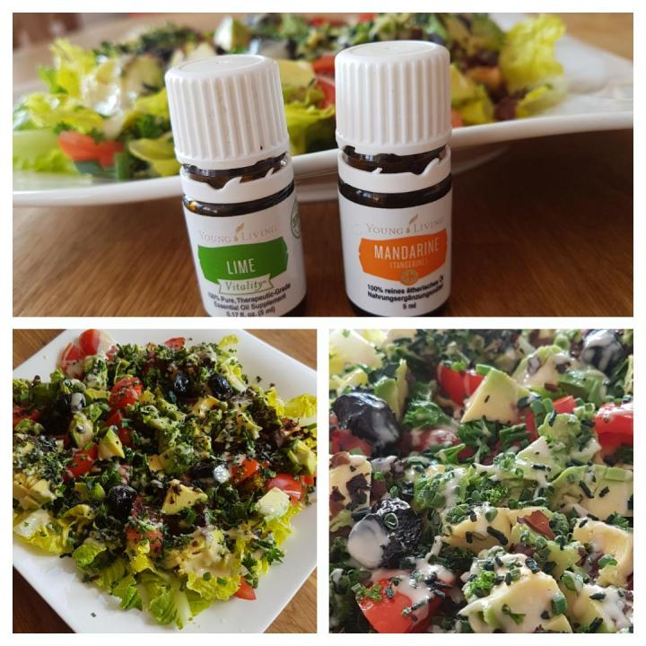 Rezept: Superfood Salat
