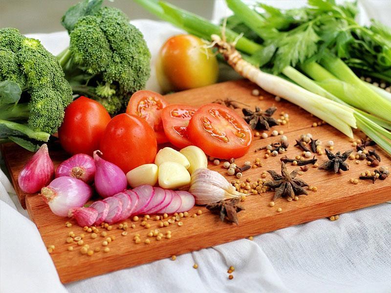 Obst und Gemüse – lange frisch und lange haltbar