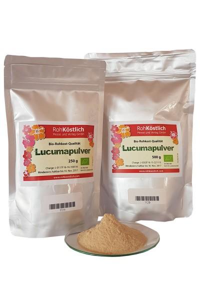 Bio Lucuma Pulver - Superfood in Rohkostqualität