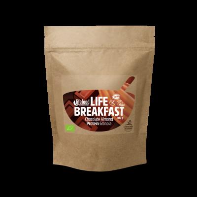 Bio Life Breakfast - Schoko Mandel