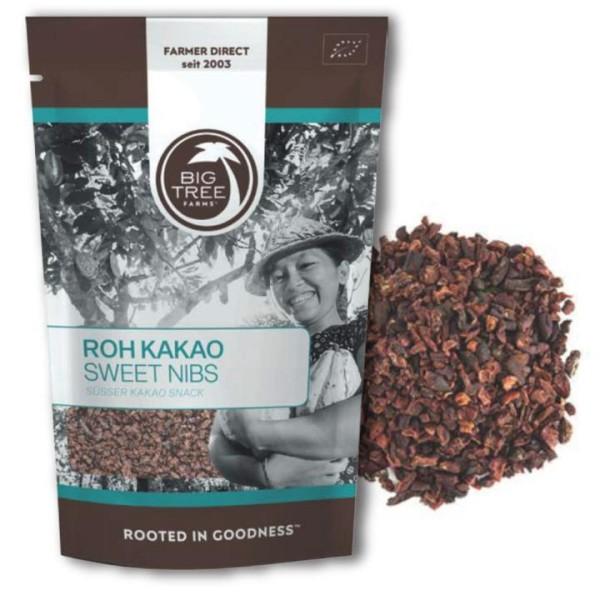 Bio Süße Kakaonibs