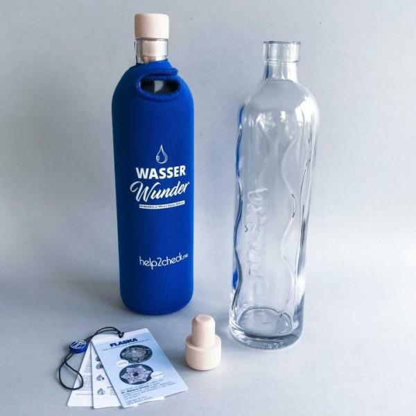 Trinkflasche - Wasserwunder - Flaska