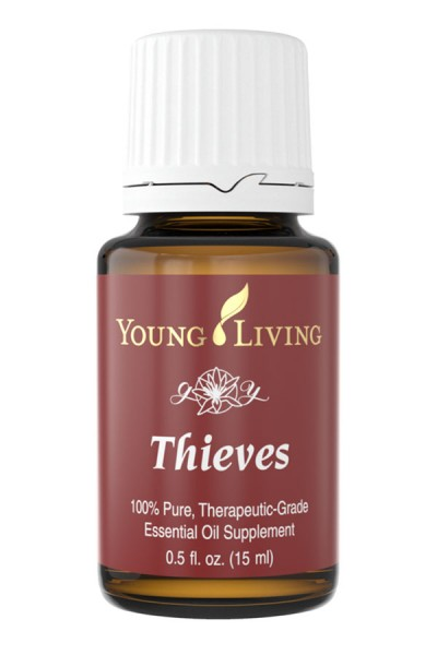 Young Living Ätherisches Öl: Die Diebe (Thieves)