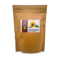 Gekeimte Sonnenblumenkerne - Bio und Rohkostqualität