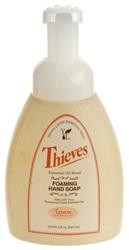 Young Living Thieves Seifenschaum