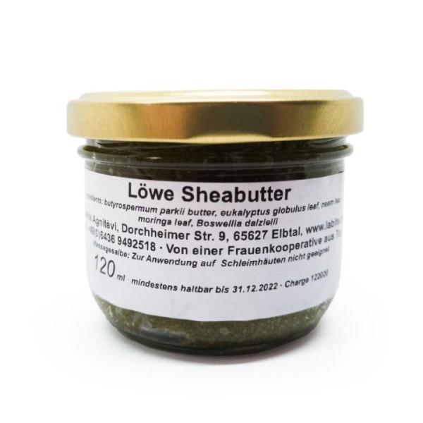 Löwe Sheabutter 120ml