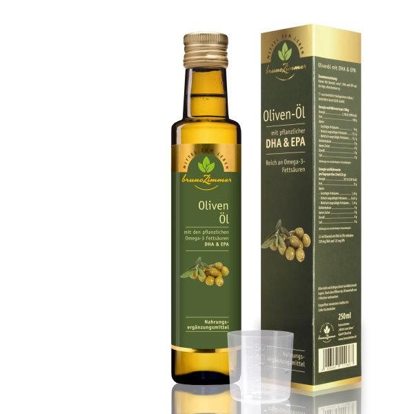 Olivenöl mit DHA & EPA