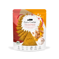 AHO Curry Cracker 2.0 - Bio und Roh