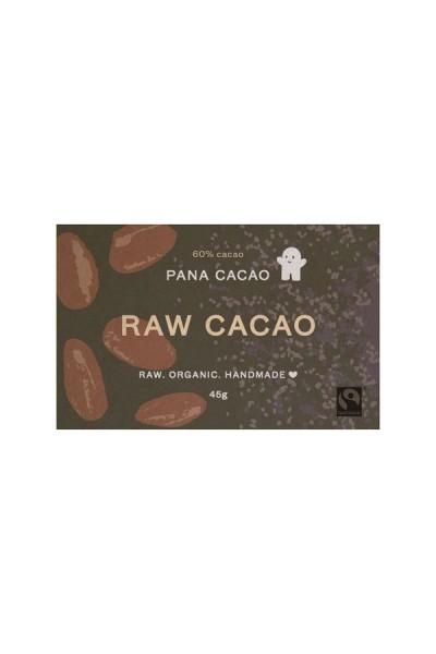 Bio Pana Cacao - 60% Kakao - Rohkost - Schokolade