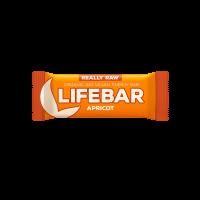 Lifebar - Aprikose - Bio und Rohkostriegel