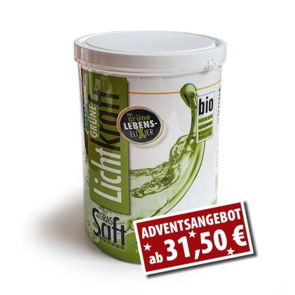 Grüne Lichtkraft - Bio SAFTpulver