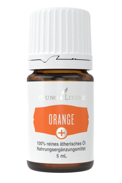 Young Living Ätherisches Öl: Orange+ (Orange+) 5ml