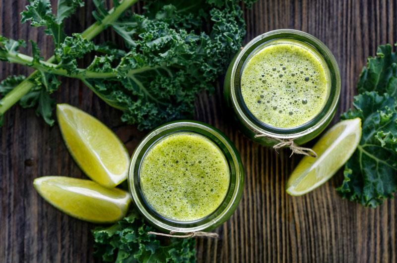 Rezept: Grünkohl rohKöstlich zubereiten